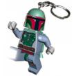 Star Wars világító kulcstartó Boba Fett
