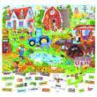 Könnyen angolul - Farm puzzle