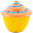 Cupcake: Meglepetés Sütibaba - Piper