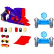 Nerf Nitro: Flashfury Chaos - autó kilövő játékszett