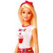 Barbie: Cukrász Barbie baba