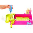 Barbie Crayola: Színvarázs - Ruhafestő állomás babával