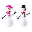 Floof! Hópehely gyurma: hóember készlet - 35g