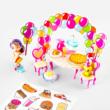 Party Pop Teenies: meglepetés parti doboz konfettivel