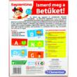 Clementoni-Sapientino: Ismerd meg a betűket! - új kiadás