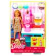Barbie: Stacie konyhája gyurmával