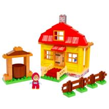 Masha: PlayBIG BLOXX - Masha háza