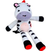 Fisher-Price: Csörgő zebra plüssfigura