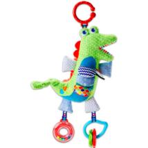 Fisher-Price: Krokodil foglalkoztató pajtás