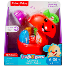 Fisher-Price: Kacagj és Fejlődj! Tanuló almácska
