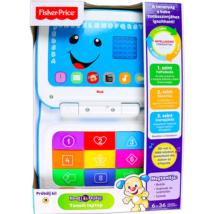Fisher-Price Kacagj és Fejlődj! Tanuló laptop szürke
