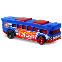 Hot Wheels City Works: Hot Wheels High kisautó
