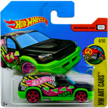 Hot Wheels Art Cars: Fandango kisautó