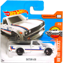 Hot Wheels Hot Trucks: Datsun 620 kisautó