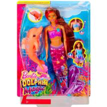 Barbie: Delfin varázs - Isla átváltozó hableány baba