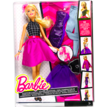 Mattel Barbie - Fashion Mix N Match - szőke baba