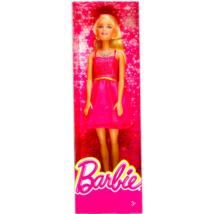 Barbie: Parti Barbie - csillogó pink ruhában