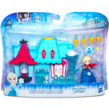 Disney hercegnők: Jégvarázs mini királyság - Elza és Arendelle cukrászdája