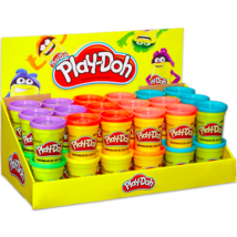 Play-Doh: 1 darabos gyurma - több színben