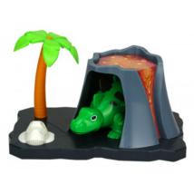 DigiDínó Vulkán játékszett Stella