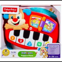 Fisher-Price Tanuló kutyás zongora játék
