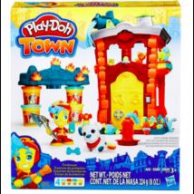Play-Doh Város Tűzoltóság gyurmaszett