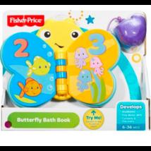 Fisher Price Pillangós pancsikönyv