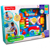 Fisher-Price Intelligens asztalka (Kétnyelvű)