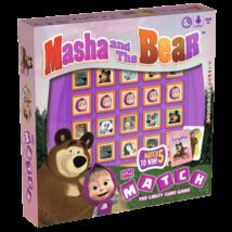 Mása és a Medve MATCH társasjáték