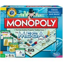 Monopoly The Mega Edition angol nyelvű társasjáték
