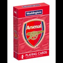 Arsenal focicsapat francia kártya