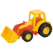 LENA Mini compact traktor markolólapáttal - 12 cm