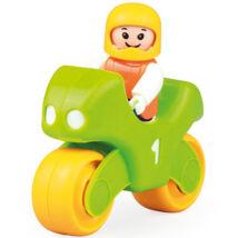 LENA: Első versenymotorom figurával