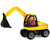 LENA Truckies markoló figurával - 25 cm