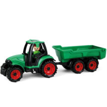 LENA: Truckies Traktor utánfutóval