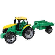 LENA: Óriás traktor utánfutóval