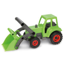 LENA: Eco Actives Zöld traktor - 35 cm