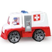 LENA Truxx mentőautó figurával - 29 cm
