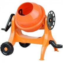 LENA: Betonkeverő narancssárga-fekete színben - 27 cm