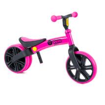 Yvelo: Junior Balance futóbicikli - rózsaszín