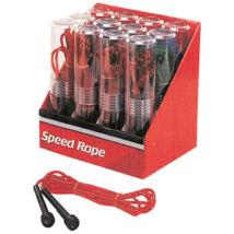 Speed Rope ugrálókötél 2,8m kék vagy piros színben - Spartan