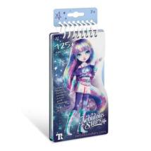 Nebulous Stars Mini tervező füzet- Isadora