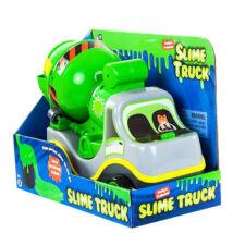 Slime készítő teherautó