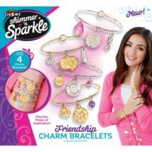 Cra-Z-Art: Shimmer'n Sparkle Elbűvölő karkötő szett