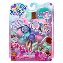 Candylocks: Choco Chick és Choco Lisa vattacukor babák