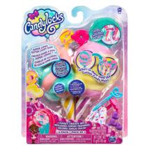 Candylocks: Jilly Jelly és Donna Nut vattacukor babák
