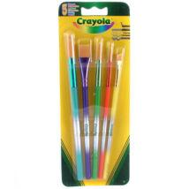 Crayola: Festőecset 5 db-os készlet