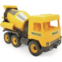 Wader Middle Truck Betonkeverő autó 43 cm