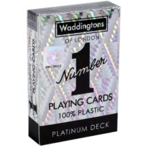 WADDINGTON #1 PLATINUM FRANCIAKÁRTYA