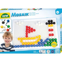 LENA: Mosaik Pötyi kreatív szett 15 mm - 120 db